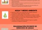 CDGA presenta infografía: Algunas ideas para una adecuada reforma a la legislación de aguas