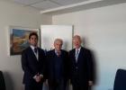 El CDGA alcanza acuerdo de colaboración Académica con la Confederación de Canalistas