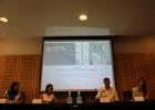 """Destacando casos nacionales e internacionales se llevó a cabo el Seminario """"El valor de la información en la gestión de aguas"""""""